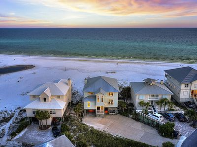 Photo for Spectacular Gulf-Front 30A Home w/ Private Pool & Gulf Views!