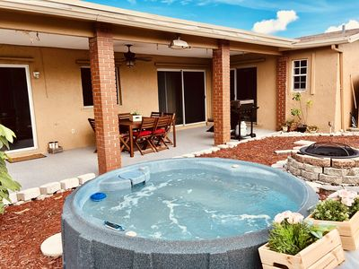 Photo for Close to Sawgrass Mall, Charming house 4/3 Jacuzzi and BBQ, BB & T Center