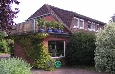 Photo for 2BR Apartment Vacation Rental in Bockhorn/Osterforde, Nordsee/Niedersachsen