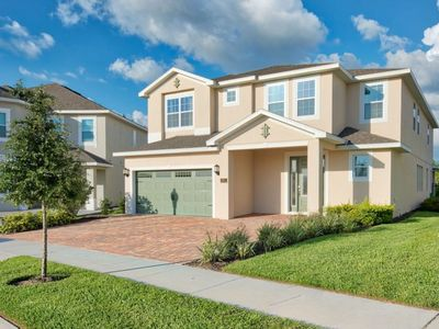 Photo for Beautiful 9 bed Encore home with pool and spa