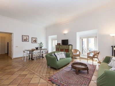 Photo for Beautiful apartment for 8 people with A/C, WIFI and TV