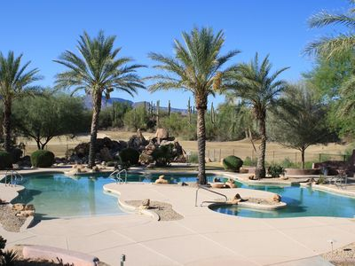 Photo for FLASH SALE! Lovely 2BR Accommodations adjacent to Rancho Manana Golf Club.