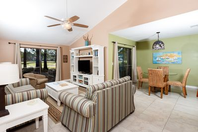 Enjoy spacious wide open floor plan!