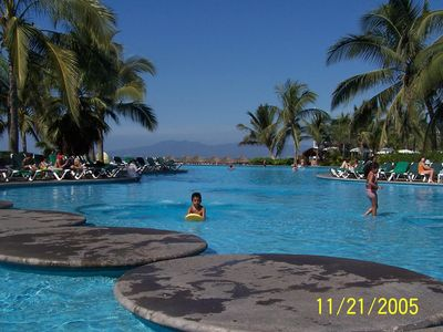 Photo for Excellent room at the Mayan Palace in Nuevo Vallarta