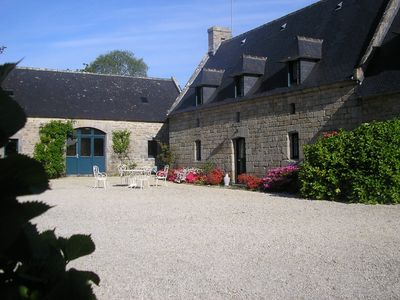 Photo for Private Residence in South Brittany close to the sea (700 m)