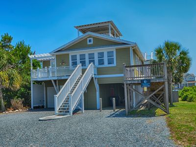 Photo for Enjoy Privacy with a Nice Tower View of the Atlantic from this Beautiful Island Home featuring a Private Pool, Convenient Beach Access and Accessibility upgrades.