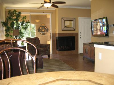 Photo for Beautiful, Private, 2nd Floor Condo - Walk To Shop And Dine