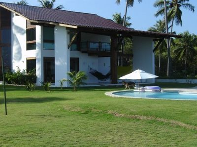 Photo for Large house located in one of the most beautiful beaches of the coast of Pernambuco