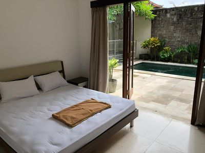 Photo for Serenity Twin Villa, 4 Bedroom for 8 people, Private Pool, Garden View.