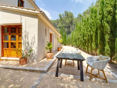 Photo for Luxury Mallorca Holiday Villa with Private Pool and Garden, Villa Cami