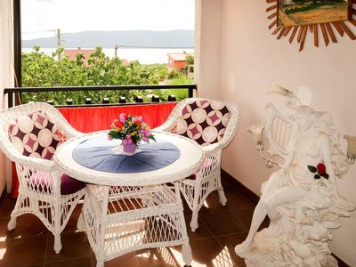 Photo for Apartment Dilly  in Pinezic/Krk, Isle of Krk - 3 persons, 1 bedroom