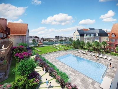 Photo for 2 bedroom accommodation in Deauville