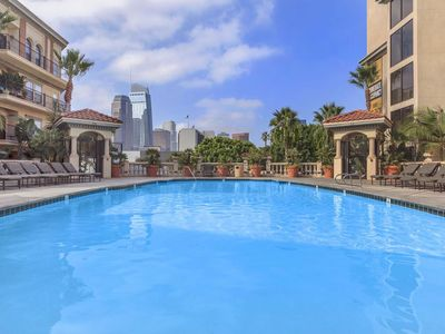 Photo for 530718 Dual-Master Suites DTLA near LA Live & Staple