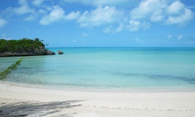 Snorkel, kayak and swim in your own calm, clear cove.