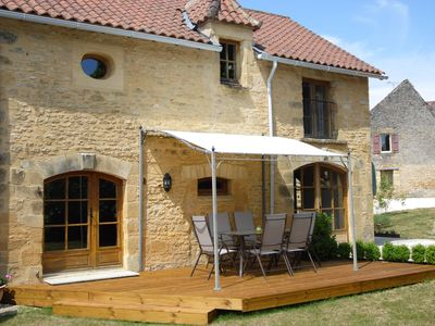 Photo for La Grange Mirabelle Is A Beautiful 3 Bedroom Converted Stone Barn Nr Sarlat
