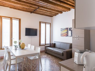 Photo for Accademia Charm Apartment n. 3 - Apartment for 5 people in Venice
