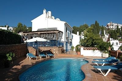 Photo for 3BR Villa Vacation Rental in Frigiliana
