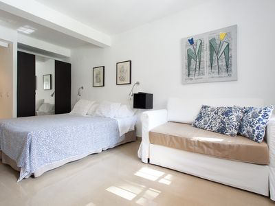 Photo for Petit Constitución I apartment in El Arenal with integrated air conditioning (hot / cold) & lift.