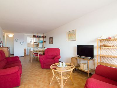 Photo for Apartment Cap Sud in La Grande Motte - 4 persons, 2 bedrooms
