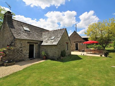 Photo for Gîte Finistère Chez Tatani - Charming house in the countryside - Sizun - Brittany