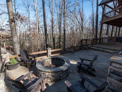 Family Adventure Headquarters: Great Fire Pit, Huge Porch, Near Town & Trails