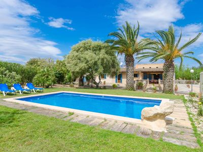 Photo for YourHouse Garballons - villa with private pool in Manacor