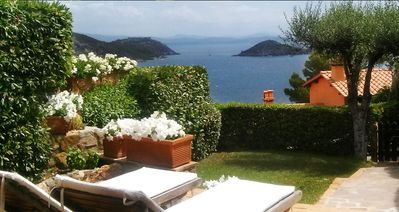 Photo for Beautiful House Near the Pellicano Hotel, Porto Ercole +Swimming Pool +Sea Acces