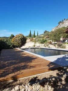 Photo for attractive country house in the heart of the Massif du Garlaban stunning .Vue