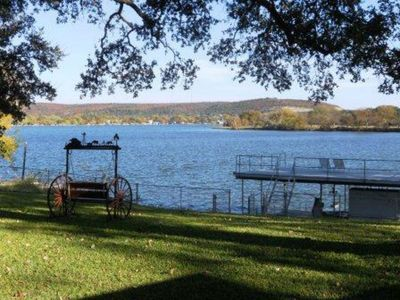 **PrivateDock w/Boat Lift***PetFriendly&LakeFront