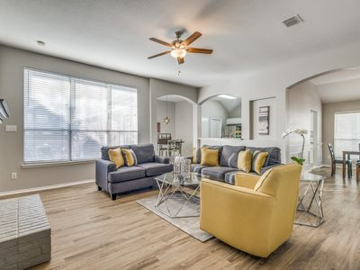 Photo for Spacious & Cozy Frisco newly furnished Bling Home