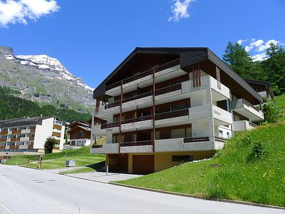 Photo for Apartment Orion in Leukerbad - 4 persons, 1 bedrooms