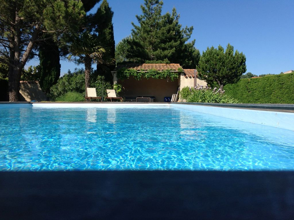 House With Character, Private Swimming Pool, Near Carcassonne