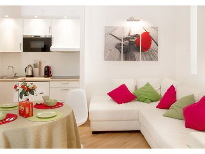Photo for Lovely apartment few meters away from the Vatican