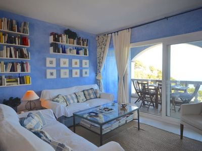 Photo for Fantastic semi-detached house with sea views, located in a quiet residential area just 3km