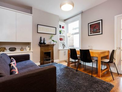 Photo for Sleek 3 bed family home in Wimbledon, close to the tennis club. Sleeps 6 (Veeve)