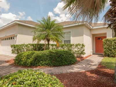 Newly furnished, pool,spa,gameroom, minutes to Disney, shopping, restaurants