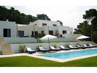 Photo for 6 bedroom Villa, sleeps 12 in Cala Vadella with Pool and WiFi