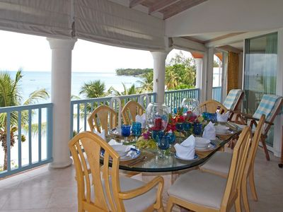 Photo for VILLAS ON THE BEACH 403 - LOCATED IN THE HEART OF HOLETOWN - COOK INCLUDED