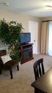Photo for Clean & Comfortable! Walk to Golf,  Pool and Grille!