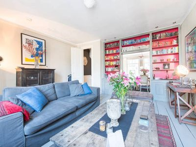 Photo for Stylish and Unique 18th Century Amsterdam Apartment in the 9 Streets!