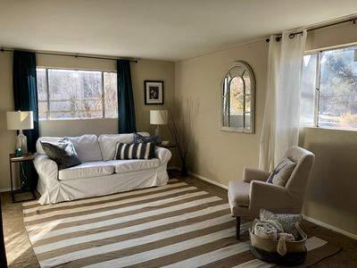 Photo for Spacious Garden-level  Basement Apartment in North Fort Collins
