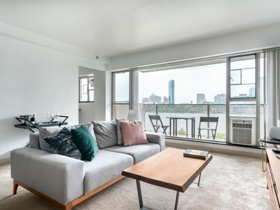 Photo for Kendall Square 1BR w/ Gym by Blueground