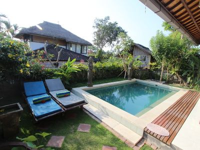 Ubud tranquil and cozy private villa