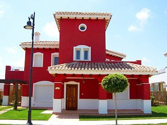 Photo for 4 Bed Detached Villa On Golf Resort With Large Private Pool