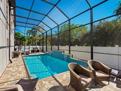 Photo for MODERN APARTMENT WITH HEATED POOL IN THE HEART OF FMB