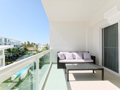 Costa Hermosa H301 Pool, Walk to Beach and Dining