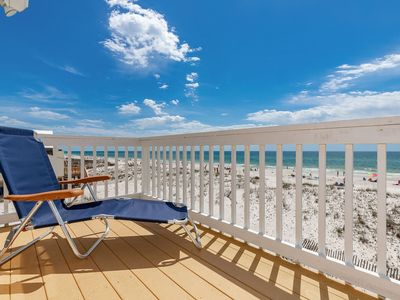 Photo for Lotus Blossom ~ 4 Bedroom BEACH FRONT HOUSE! *7 Night SPECIALS!*