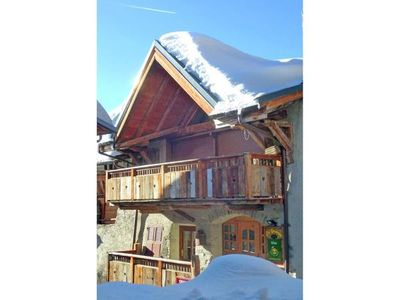 Photo for Holiday house Champagny en Vanoise for 12 persons with 5 bedrooms - Holiday house