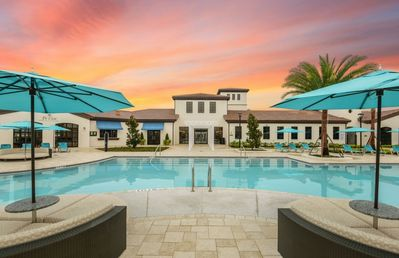 Photo for Westside Resort - 8BD/6BA Pool Home - Sleeps 16 - RWS8702