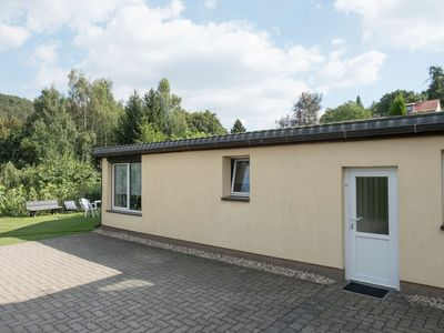 Photo for Bungalow in the beautiful health resort of Gernrode near Quedlinburg